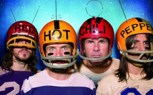 Red Hot Chili Peppers: due date in Italia nel 2017
